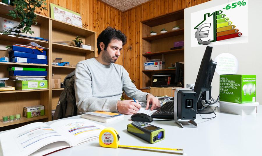 Agevolazioni fiscali 65% consulenza e progettazione presso Ecopoint Dolomiti