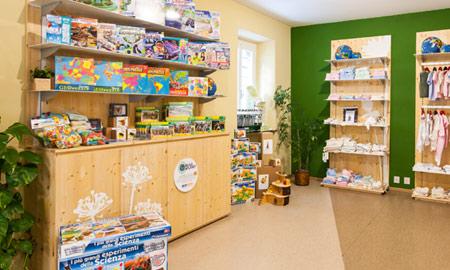 Giocattoli ecosostenibili, giocattoli ecologici